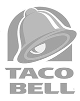 Taco Bell - BW