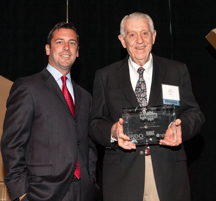 NJBIZ Manufacturer_Award